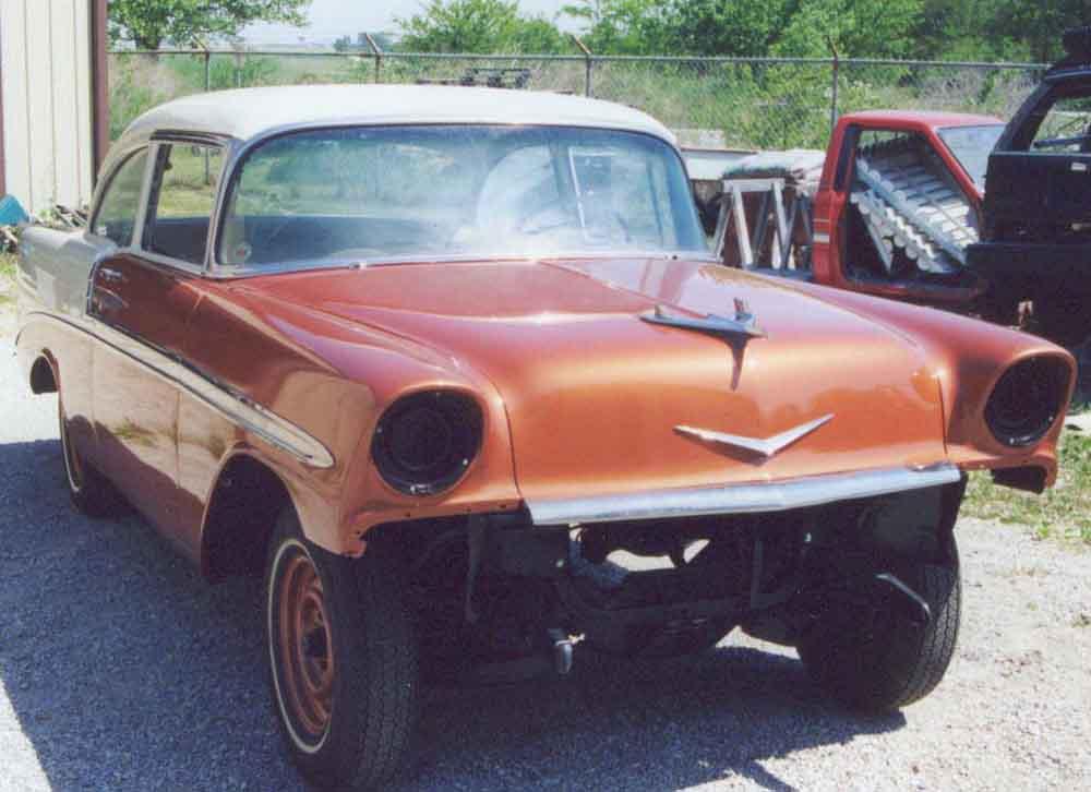 1956 Chevrolet Bel Air - Jims59 com