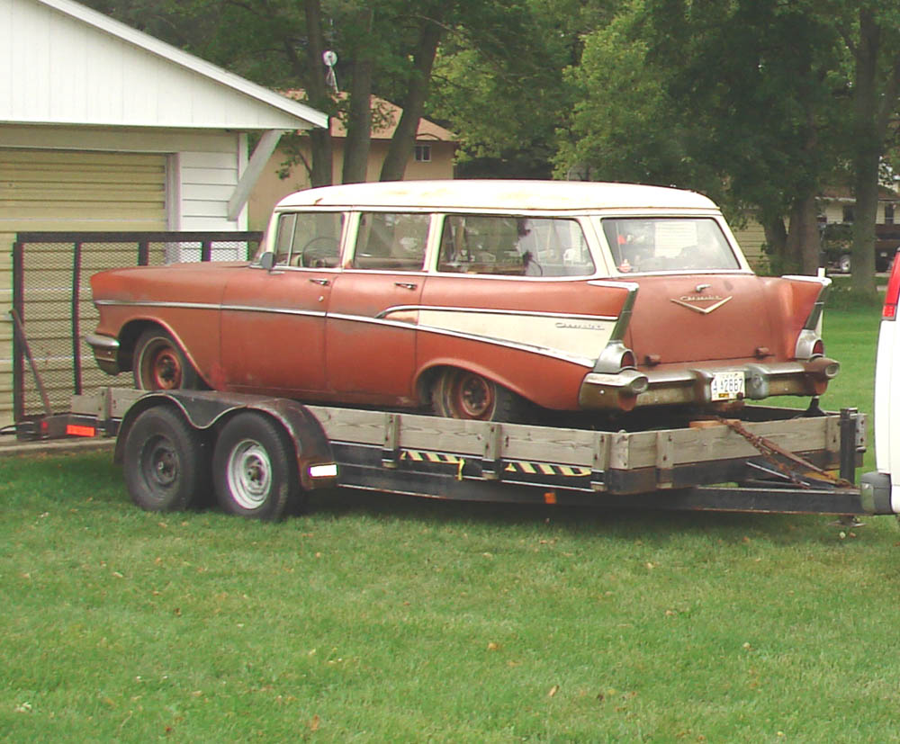 1957 chevy 210 wagon for 1957 chevy 4 door wagon for sale