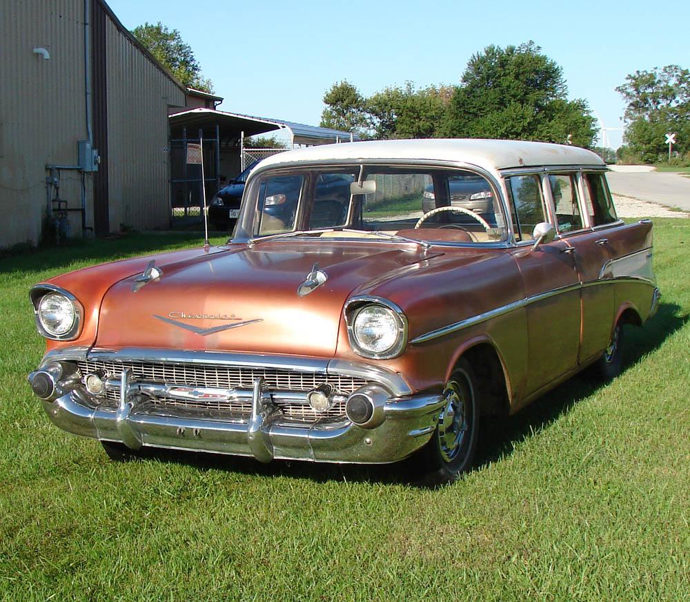 1957 Chevy 210 Wagon Jims59 Com