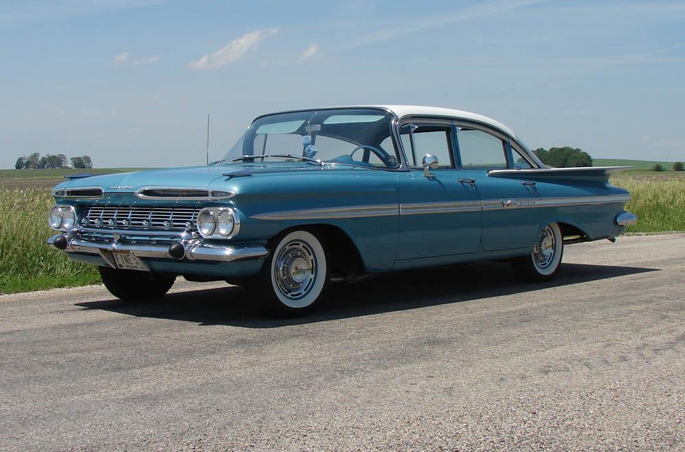 1959 Chevrolet Impala Page 7