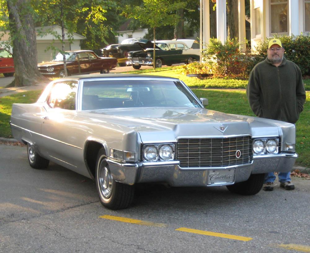 Jim's 1969 Cadillac Coupe De Ville