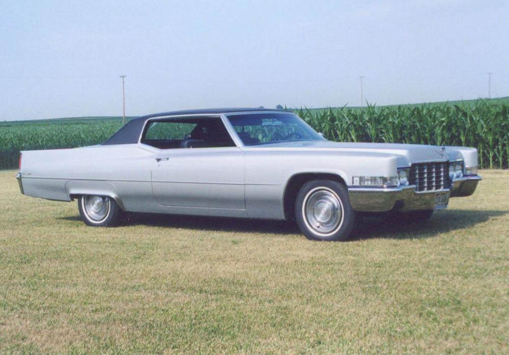 Jim's 1969 Cadillac Coupe de Ville - Jims59.com
