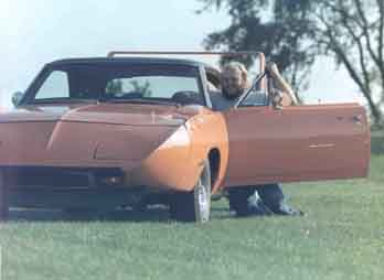 Yes I Owned A Plymouth Roadrunner Superbird