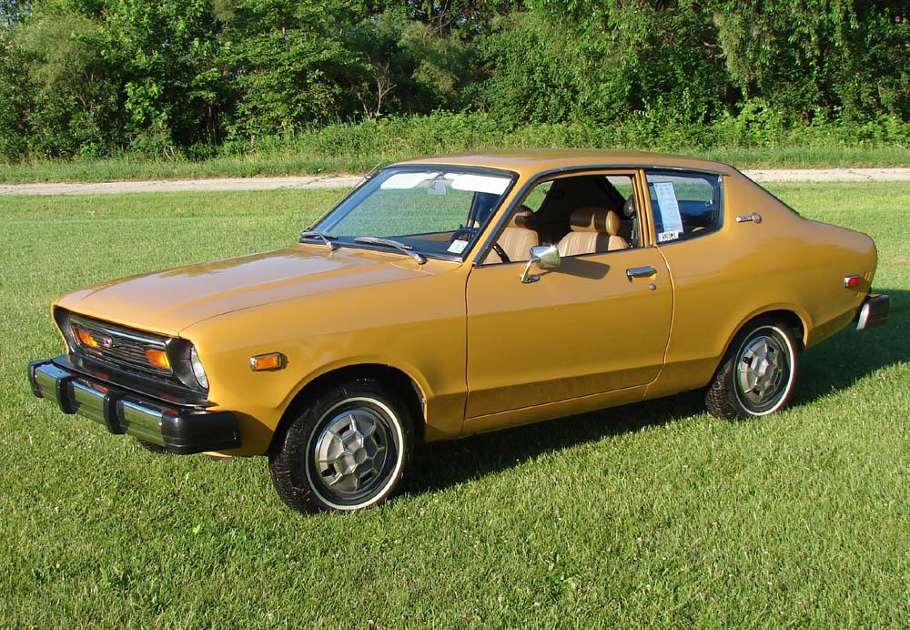 Junkyard Find: 1979 Datsun 210