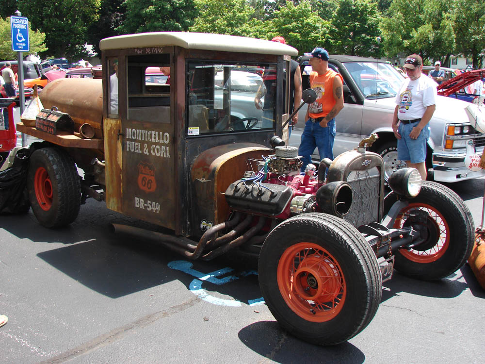 Rat Rods and Barn Finds