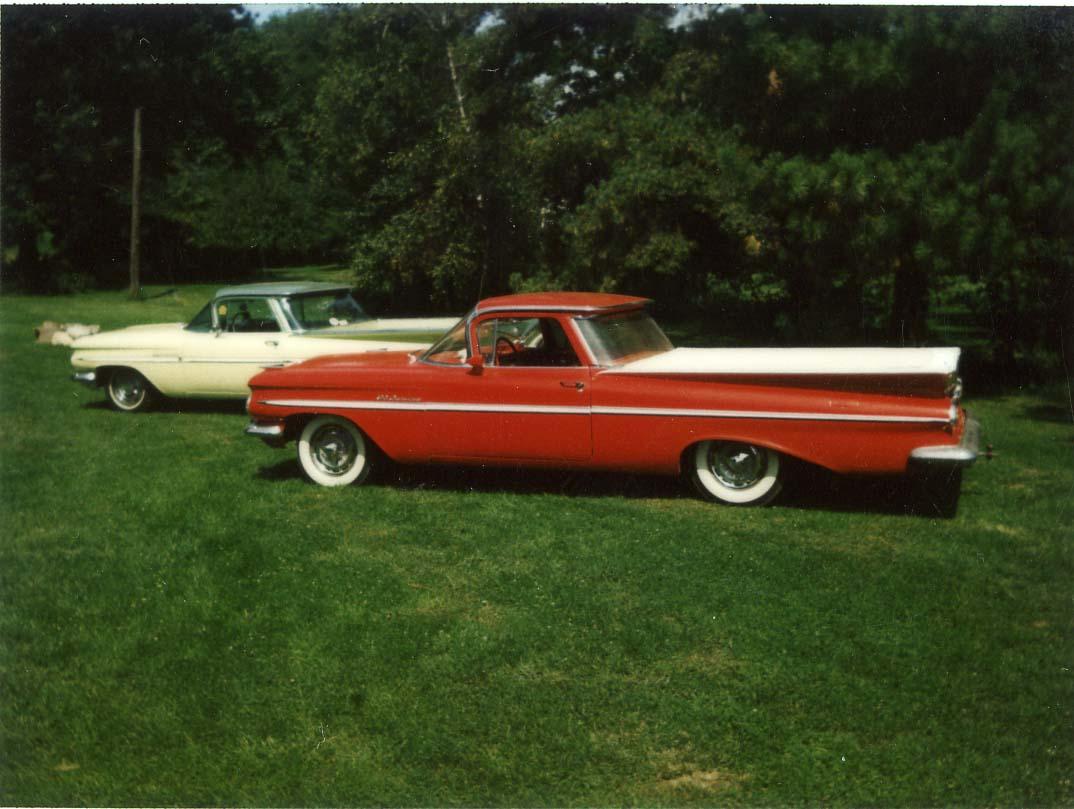 1959 Chevy El Camino Sale