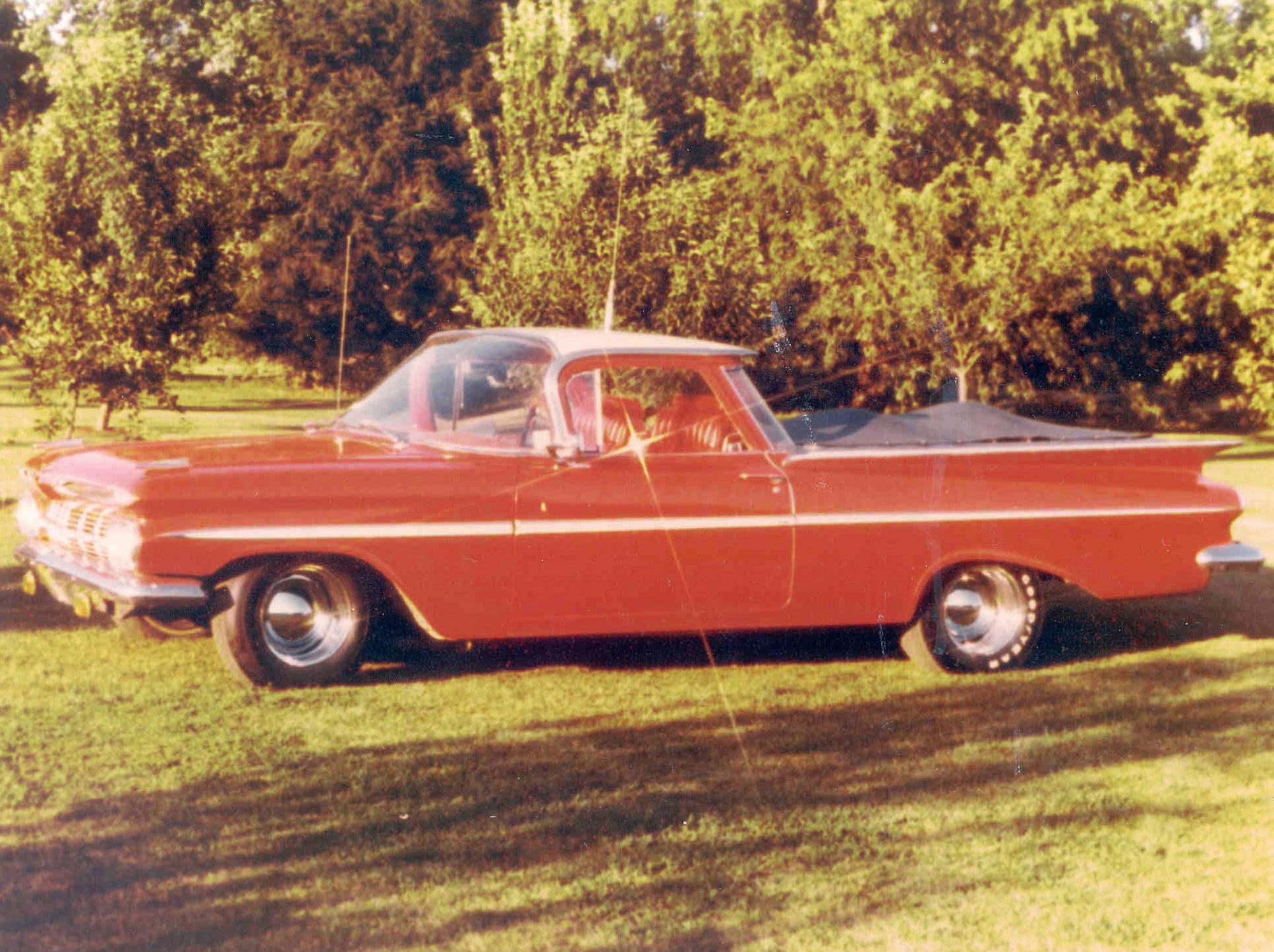 1959 Chevrolet El Caminos