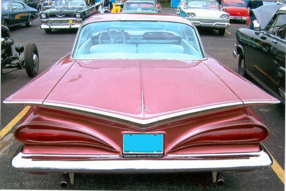 Custom 1959 Chevys - Jims59.com