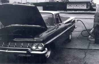 1959 Chevrolet El Camino in 1977