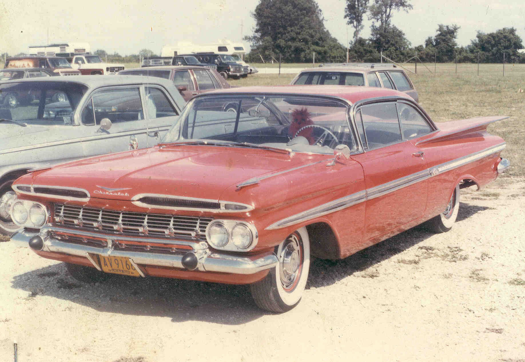 Original 1959 Chevrolet Photos