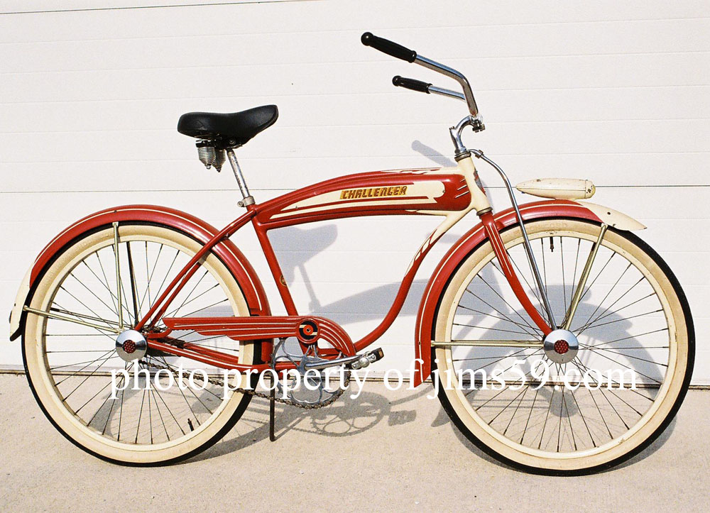 Jim\'s Collection of Vintage Bicycles