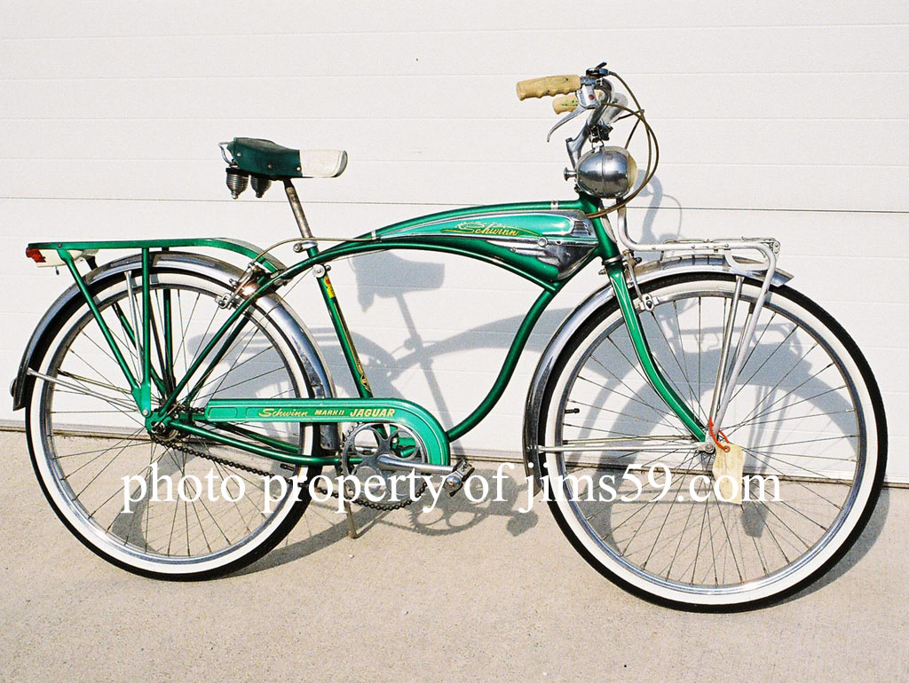 Jim's Collection of Vintage Bicycles