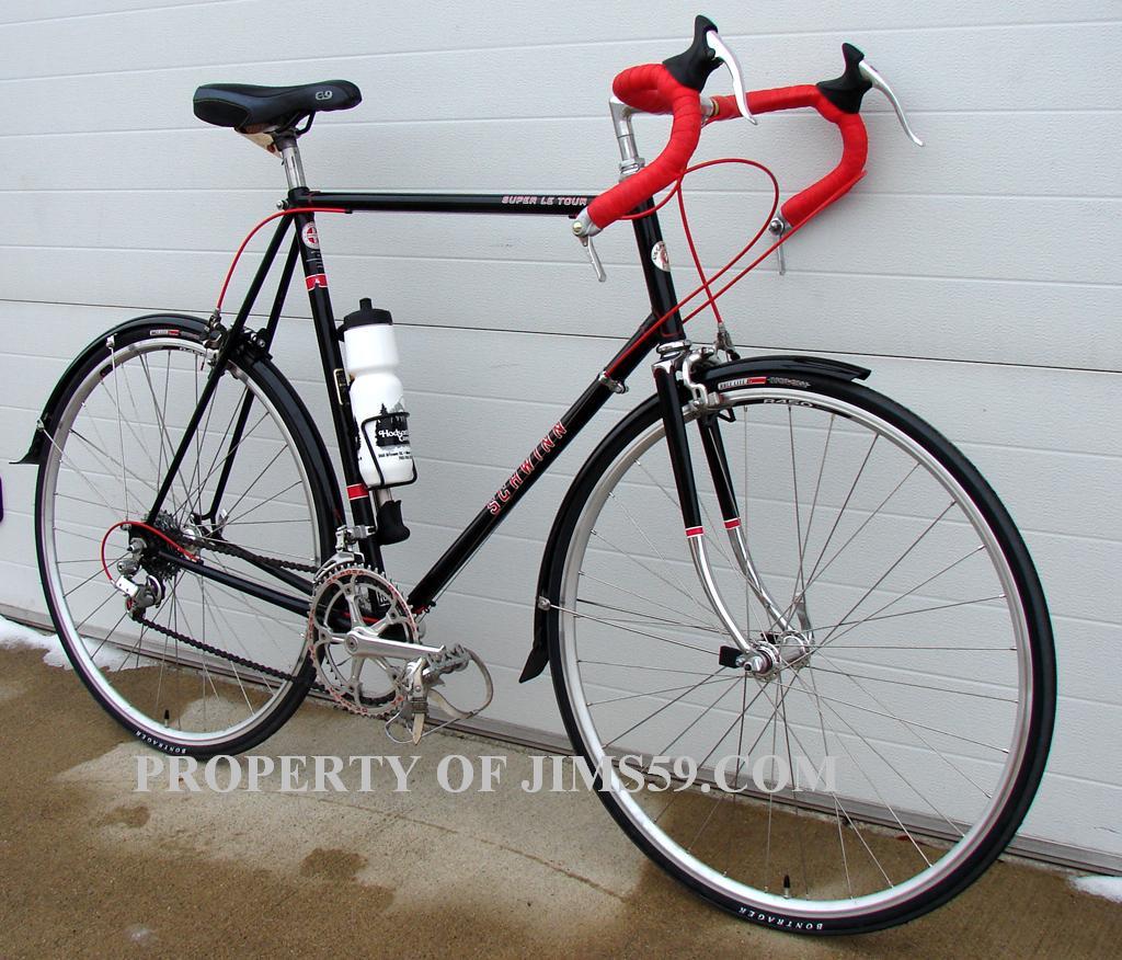 Jim S Collection Of Vintage Schwinn Lightweight Bicycles