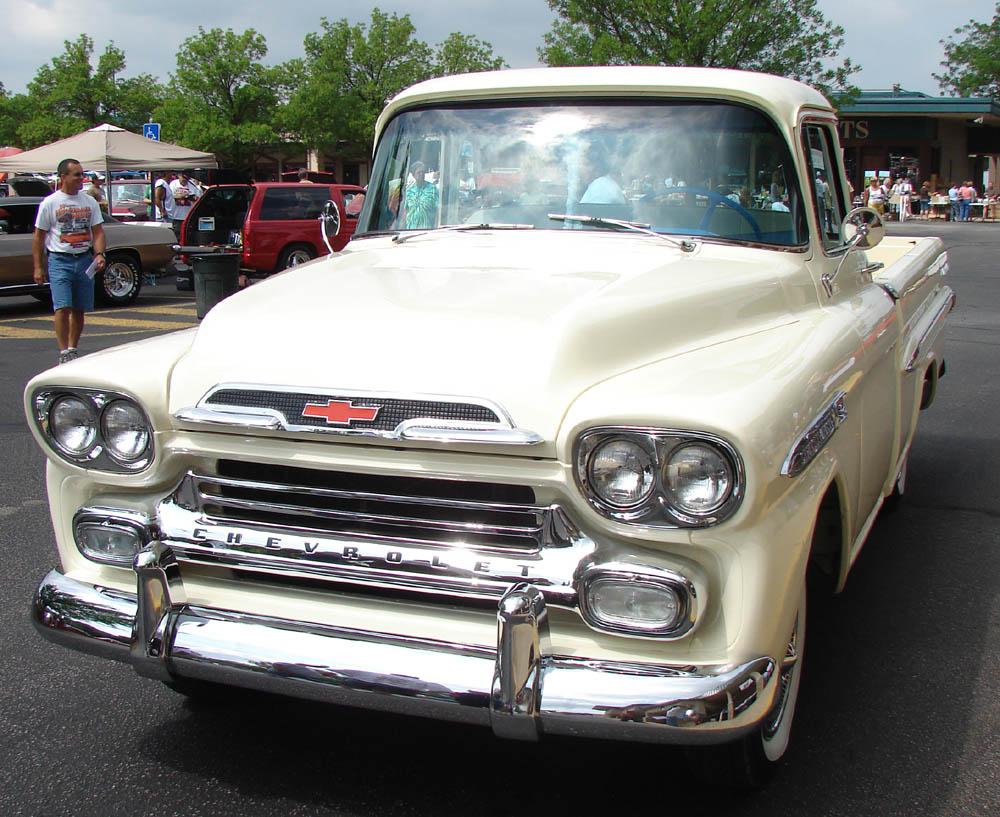 Jim\'s Photos of Classic Trucks - Jims59.com