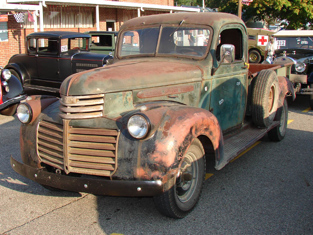 Jim's Photos of Classic Trucks - Jims59.com